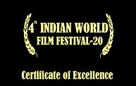 4th Indian World Film Festival 2020 Cert