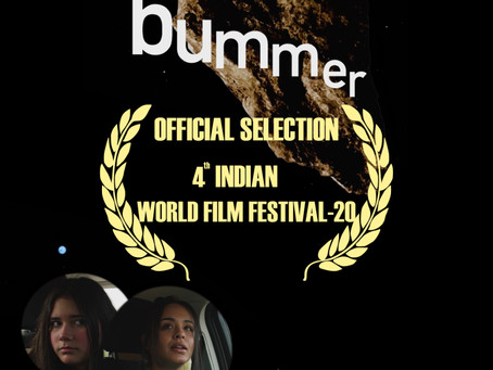 """Bummer"" Screens in Hyderabad, India, Earns Award"