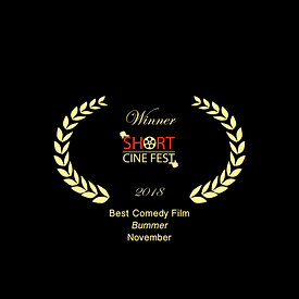 Winner Short Cine Fest 2018 Best Comedy