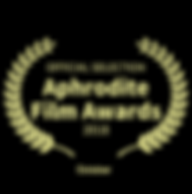 Official Selection Aphrodite Film Awards