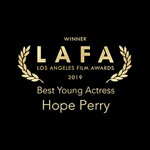 LAFA laurel Bummer 2019 Winner Best Youn