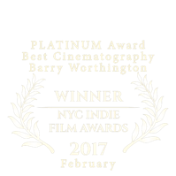 PLATINUM Award for Best Cinematography t
