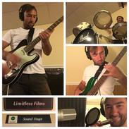 Barry recording music.jpg
