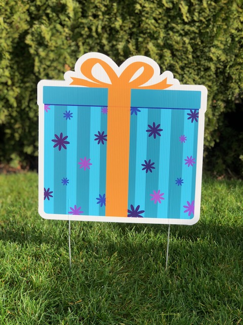 Striped Gift