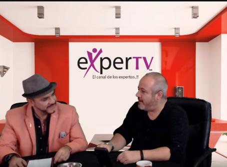 "Entrevista a Francisco Benitez para el canal de TV por internet ""ExperTV"""