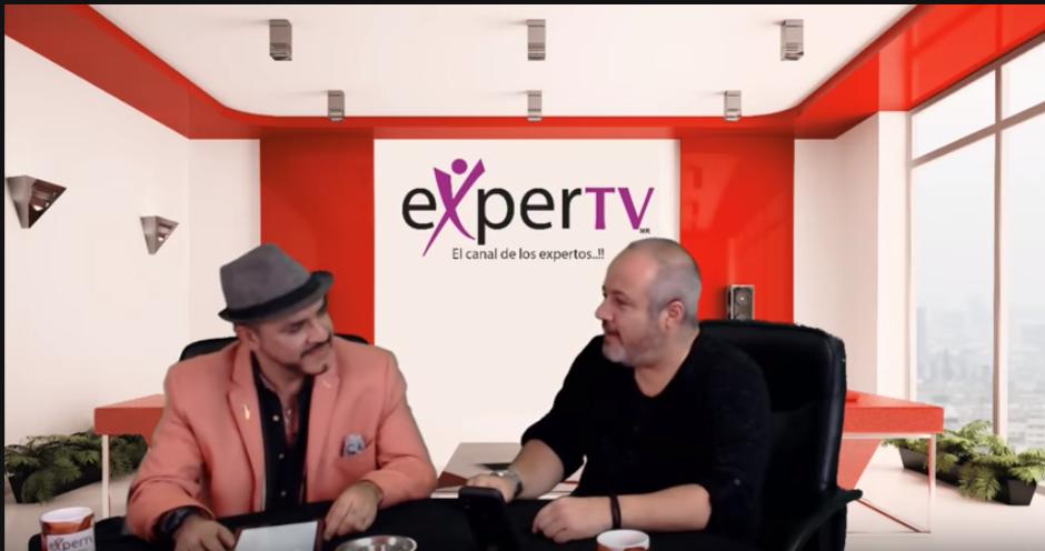 Miguel Baigts entrevista a Francisco Benitez para ExperTV