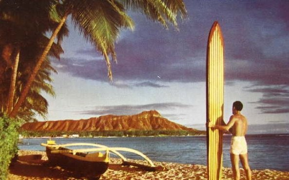 HAWAII-OUTRIGGER