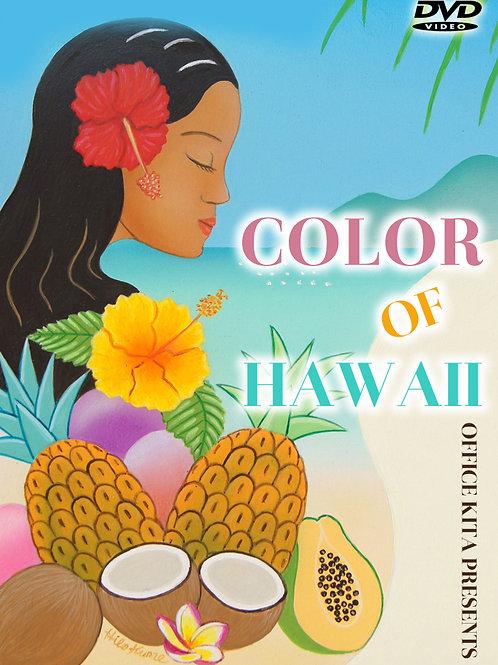COLOR OF HAWAII