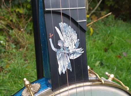 Angel of Peace banjo
