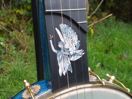 Angel of Peace banjo