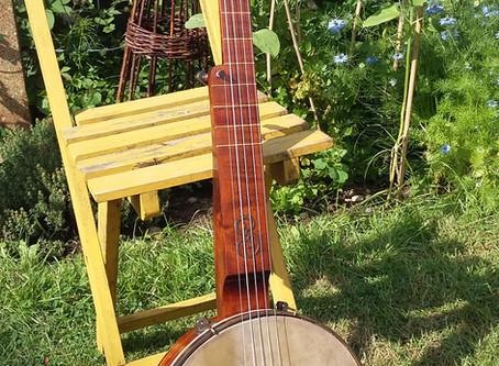 A good year for minstrel banjos