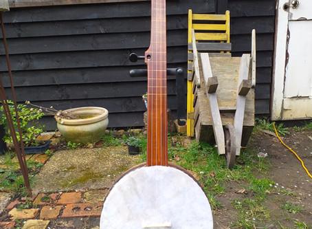 1st of 3 grain measure banjos