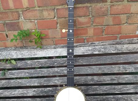 Another George Matthews banjo