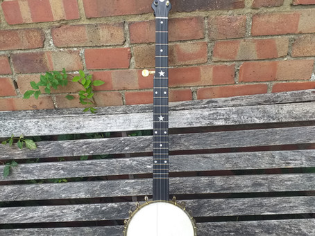 Another George Matthews banjo