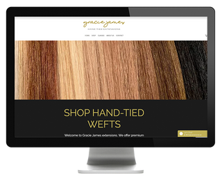 GRACIE JAMES HAIR EXTENSIONS