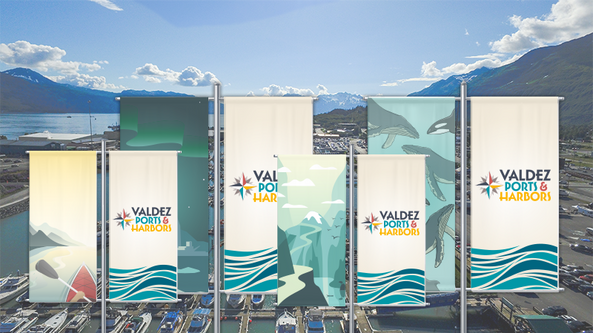 Ports & Harbors Banners