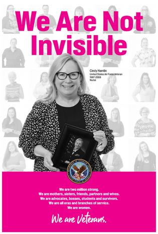 Alaska VA Campaign Poster