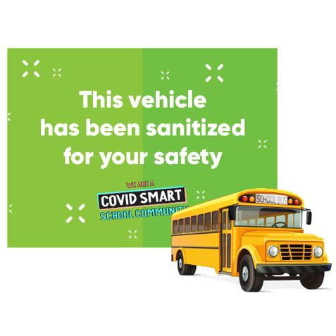 Laminated Vehicle Signage