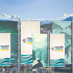 Large Format Banners
