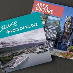Cruise Valdez Booklet