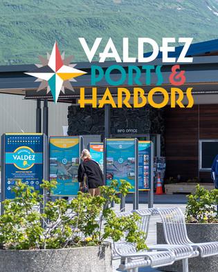 Valdez Ports & Harbors