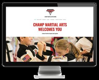 Champ Martial Arts School