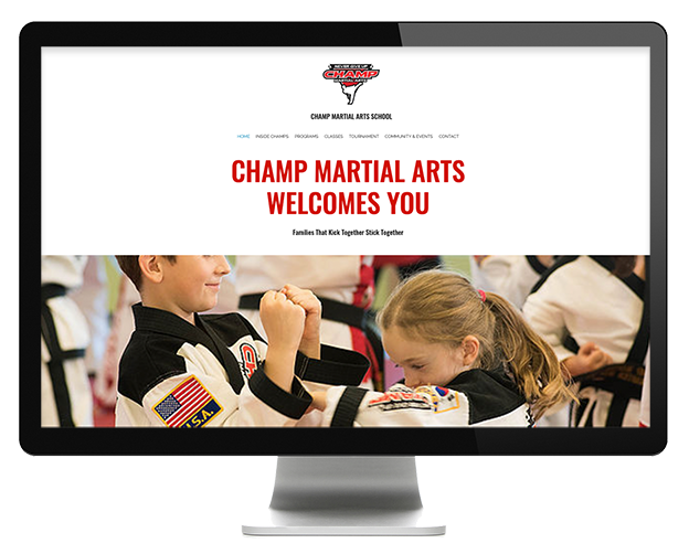 Champ Martial Arts School