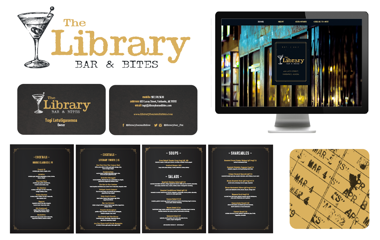 The Library Bar & Bites
