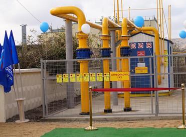 В Новороссийске продолжается реализация проектов газификации