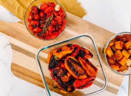 Elevate Your Grazing with Roasted Veggies - 3 Simple Recipes