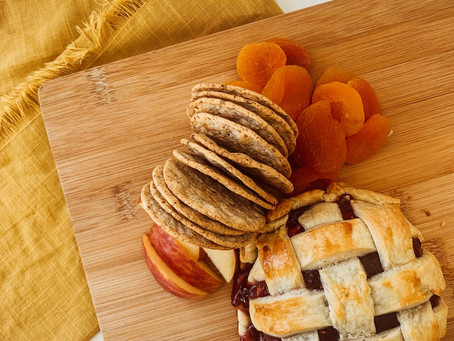 Fall Baked Brie