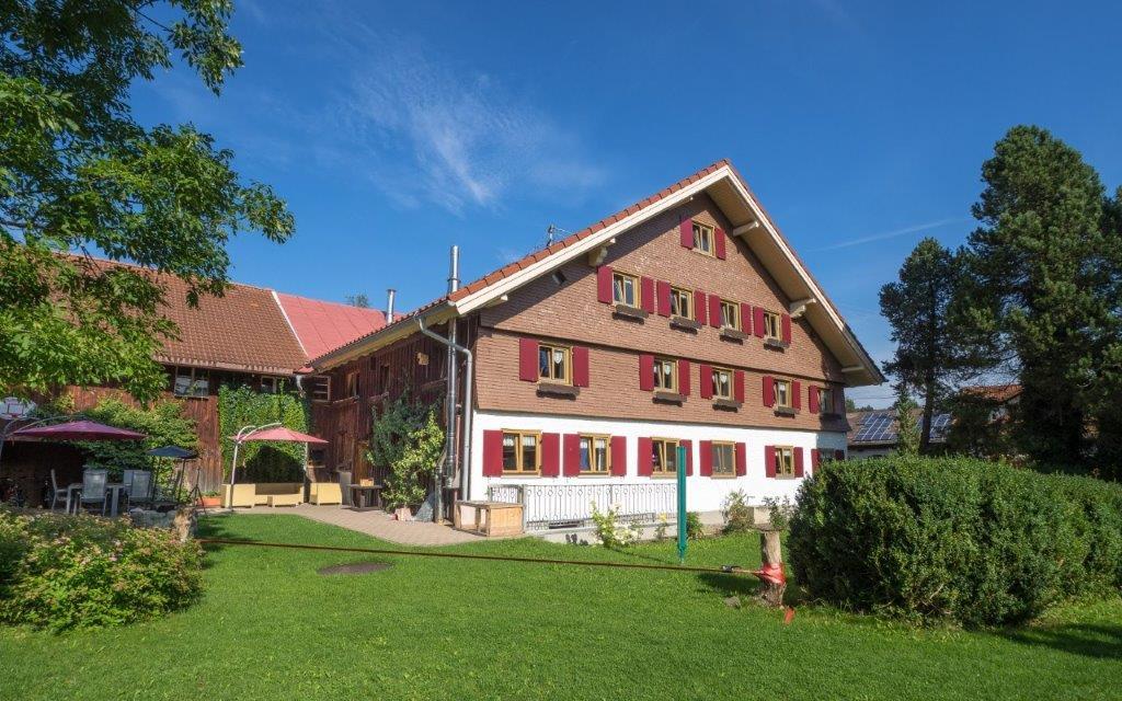 Kinderhaus Allgäu – Das Haus