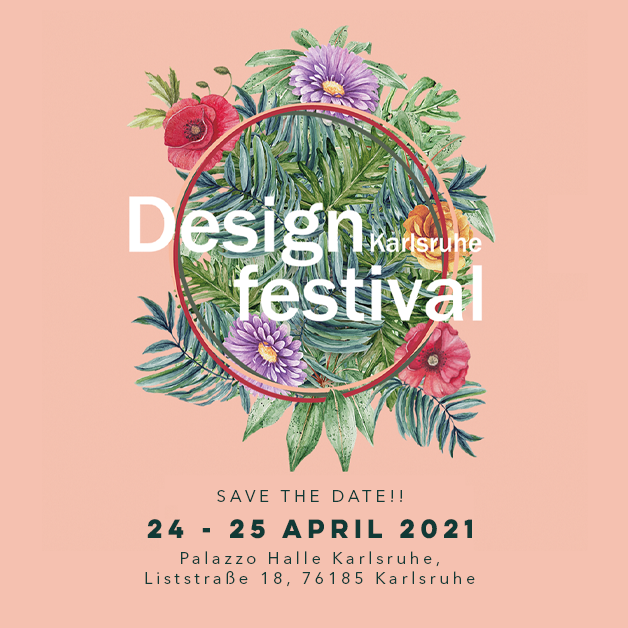 Designfestival Karlsruhe Mai 2021