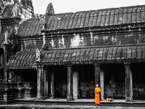 Trois jours au Cambodge
