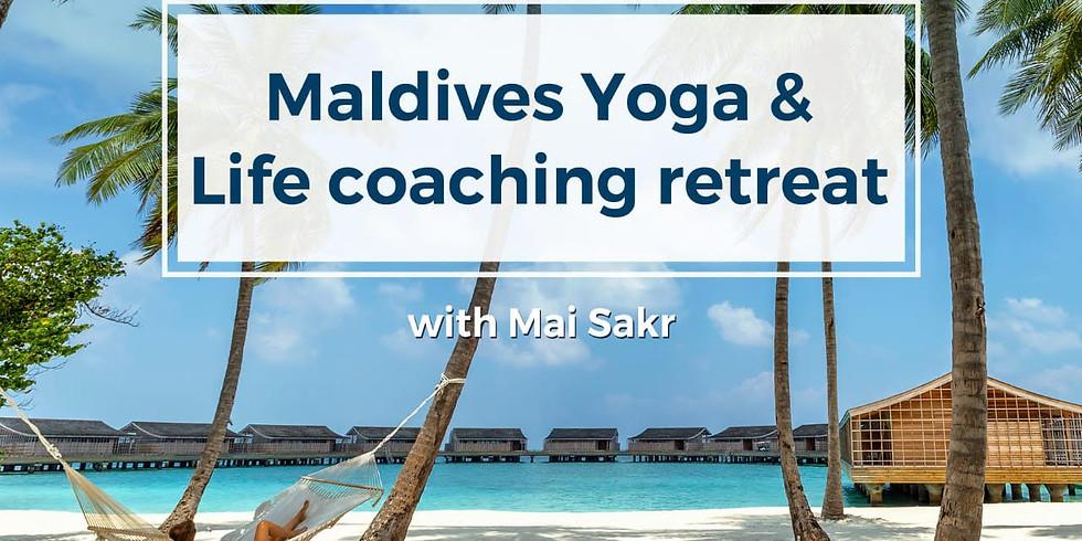 Time To Balance - MALDIVES Yoga & Life Coaching Retreat