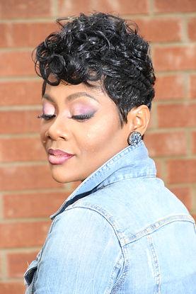 Simply Couture Hair Salon Dallas Black Healthy Hair Short