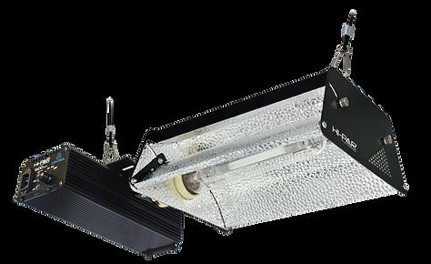 HIPAR 600W E40 CONTROL KIT HANGING 3QTR