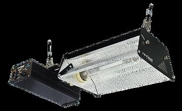 HIPAR 600W E40 CONTROL KIT HANGING 3QTR.