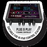 HI-PAR CONTROL STATION V2 PLUG N PLAY IC