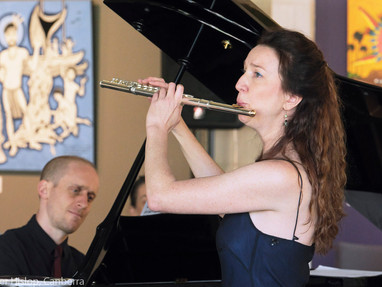 Two 'sublime professionals' play an unforgettable concert