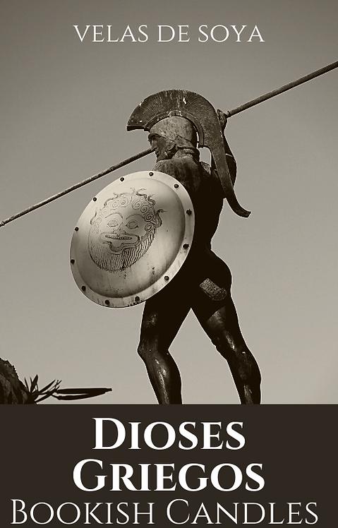 Set Coleccion Dioses Griegos