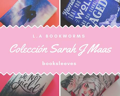 Colección Sarah J Maas