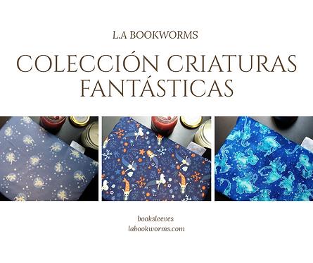 Colección Criaturas Fantasticas