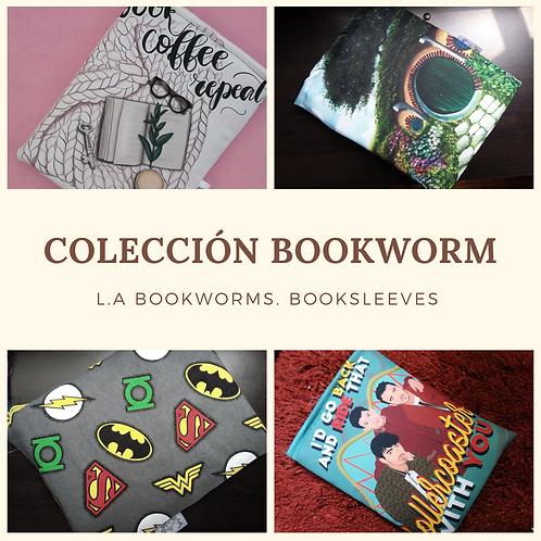 Colección Bookworm
