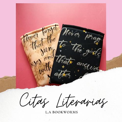 Colección Citas Literarias