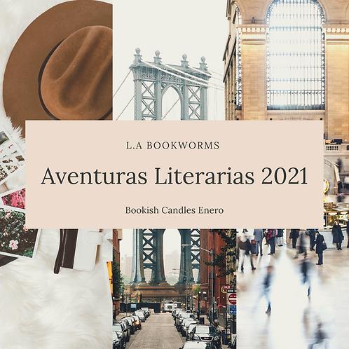 Coleccion Aventuras Literarias 2021
