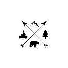 The Rockies Lifestyle - Vinyl Bubble-free Stickers