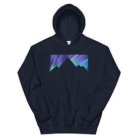 Aurora Mountains - Hoodie (Multi Colors)