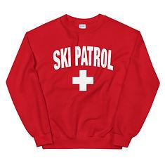 SKI PATROL - Sweatshirt (Multi Colors)