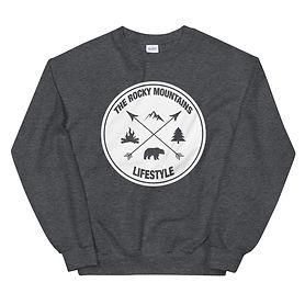 The Rocky Mountains Lifestyle - Sweatshirt